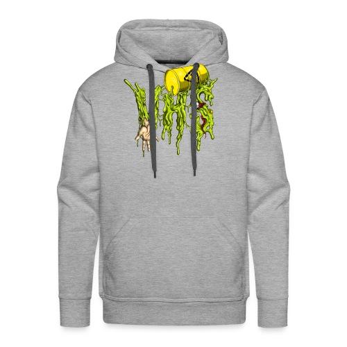 VHS-Radioactive Logo T-Shirt - Men's Premium Hoodie