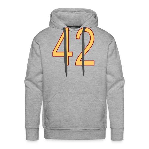 42 - Men's Premium Hoodie
