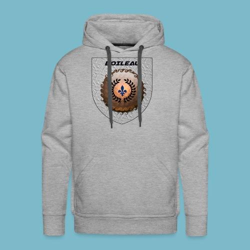 BOILEAU 1 - Men's Premium Hoodie