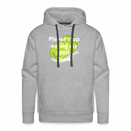 Foods Food - Men's Premium Hoodie