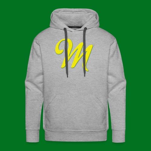 Merchant M (Yellow) - Men's Premium Hoodie