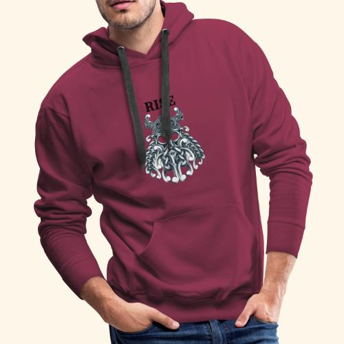 RISE CELTIC WARRIOR - Men's Premium Hoodie