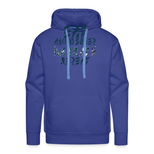 Eat Sleep Narrate Repeat - Men's Premium Hoodie