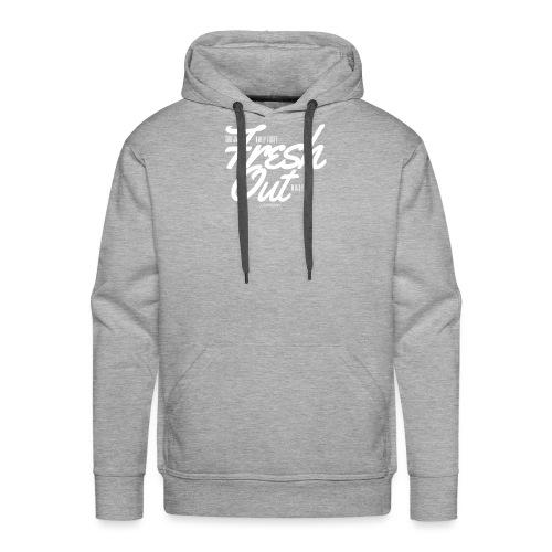 Fresh Out Beats Logo 24 - Men's Premium Hoodie