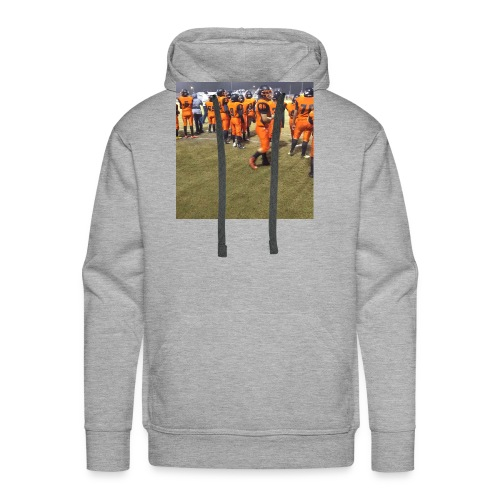 Football team - Men's Premium Hoodie