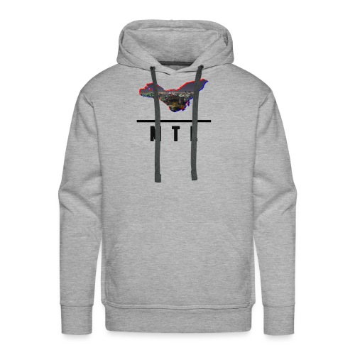 MTL Shirts First Edition - Men's Premium Hoodie