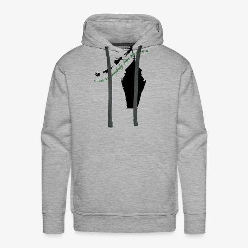 Come on Everybody, Here We Go-o-o - Men's Premium Hoodie