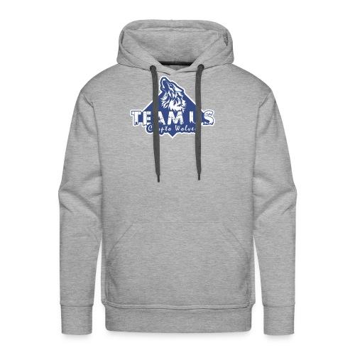 Team Us - Crypto Wolves - Men's Premium Hoodie