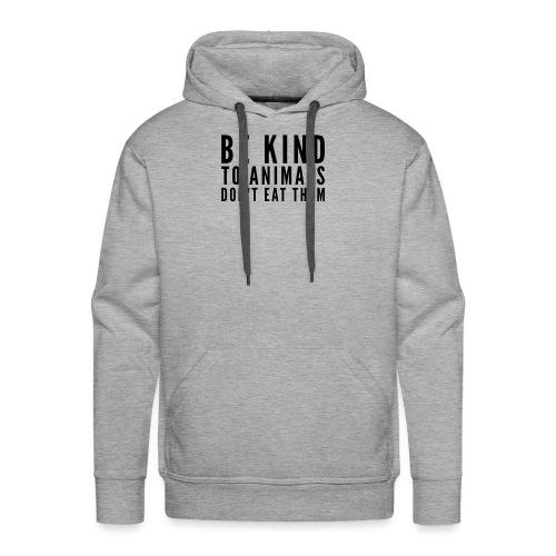 Be Kind Shirt - Men's Premium Hoodie