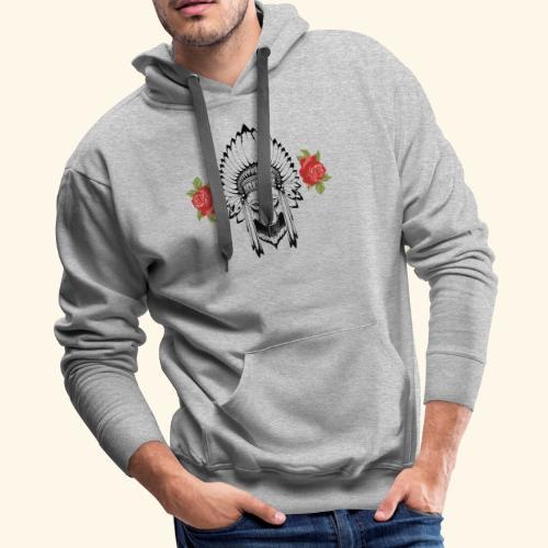 WOLF KING - Men's Premium Hoodie