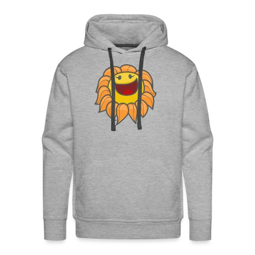 Happy sunflower - Men's Premium Hoodie