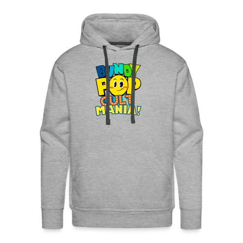 Bundy Pop Main Design - Men's Premium Hoodie