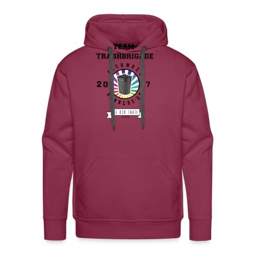 TrashBrigade 2017 - Men's Premium Hoodie