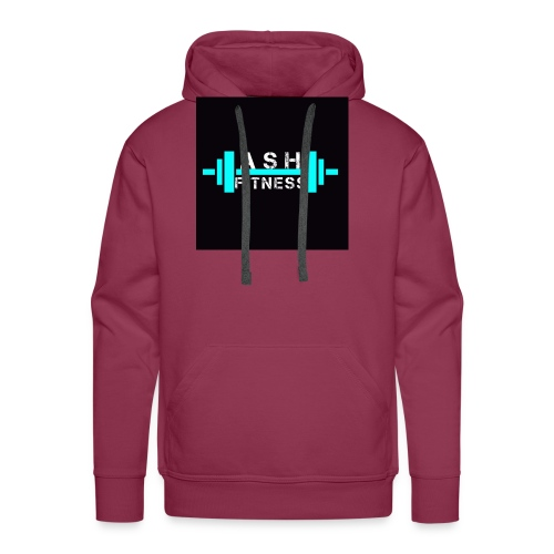 ASH FITNESS ACCESSORIES - Men's Premium Hoodie
