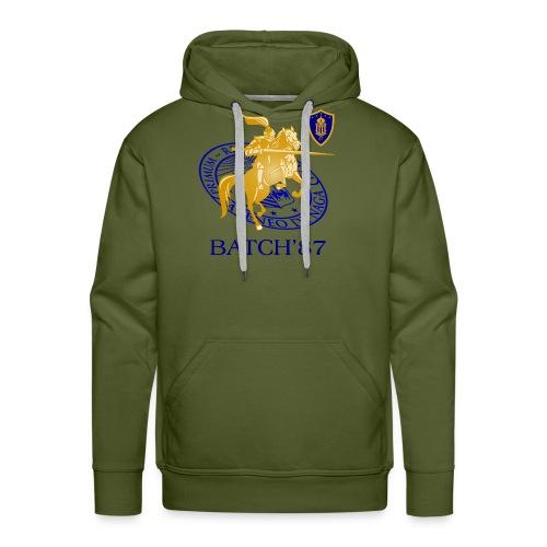 Ateneo Batch 87 - Men's Premium Hoodie