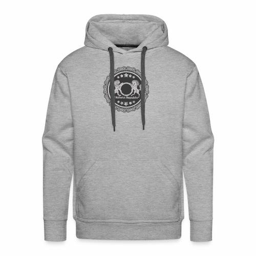 Atheist Republic Logo - Gear Circle - Men's Premium Hoodie