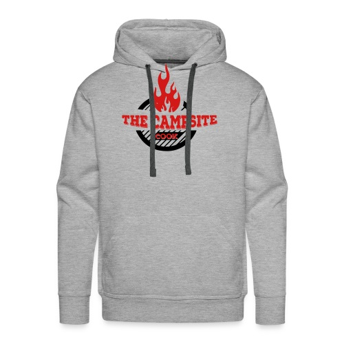 The Campsite Cook - Men's Premium Hoodie