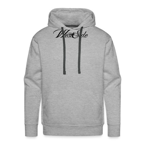 spreadshirtlogoblack - Men's Premium Hoodie
