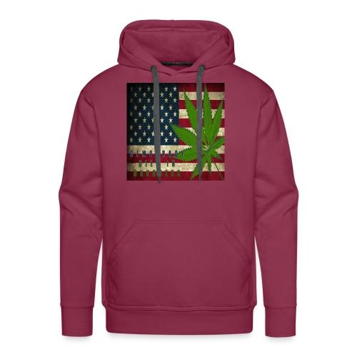 Political humor - Men's Premium Hoodie