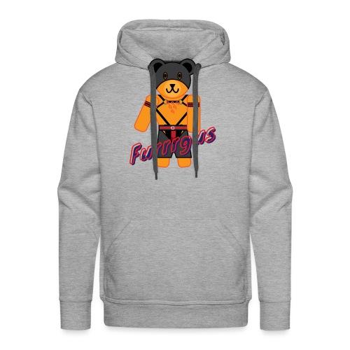 Leather Furrrgus - Men's Premium Hoodie
