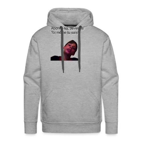 alig6v T-Shirt - Men's Premium Hoodie