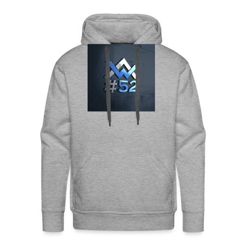 AW Logo - Men's Premium Hoodie