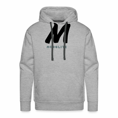 The Real Morglitz Merchandise! - Men's Premium Hoodie