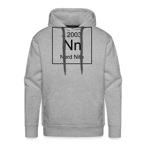 Nerd_Nite_Periodic_Table_2003 - Men's Premium Hoodie