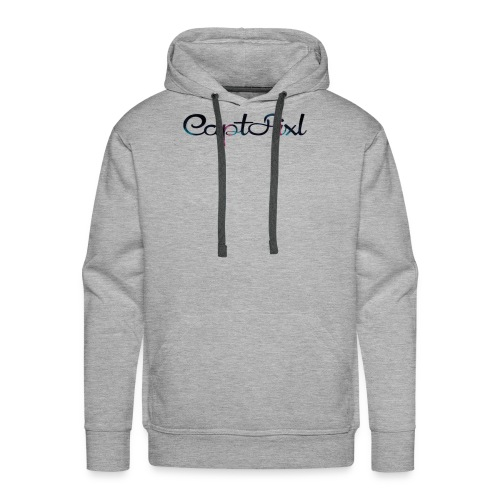 My YouTube Watermark - Men's Premium Hoodie