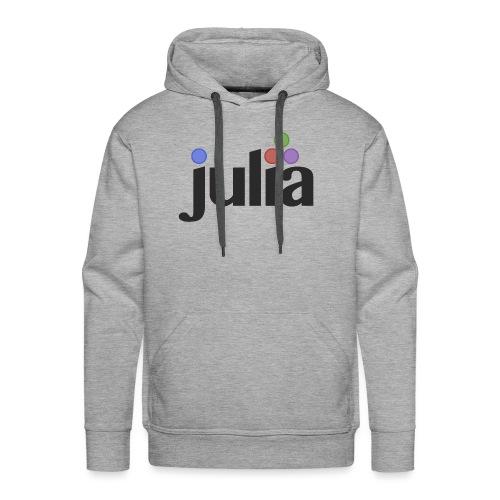 Official Julia Logo - Men's Premium Hoodie