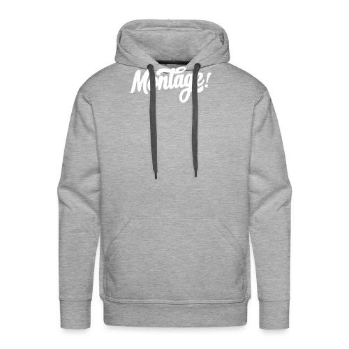 Montage - Men's Premium Hoodie