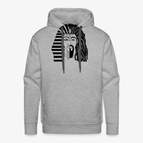 African King - BLACK HISTORY PRIDE - Men's Premium Hoodie