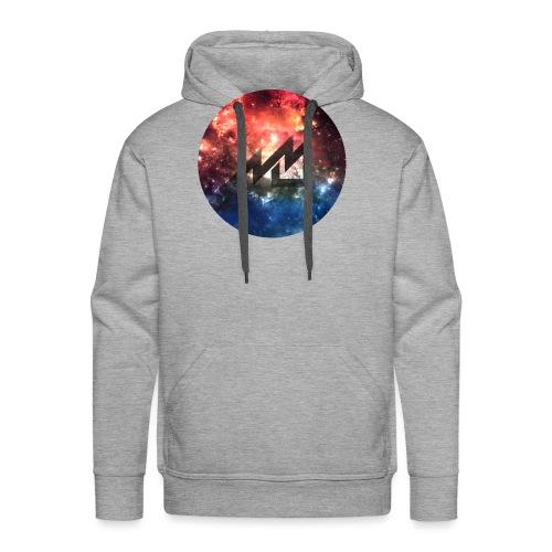 Space MrMan2247 Logo - Men's Premium Hoodie