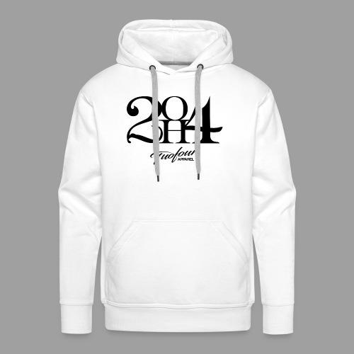 2OH4 - Men's Premium Hoodie