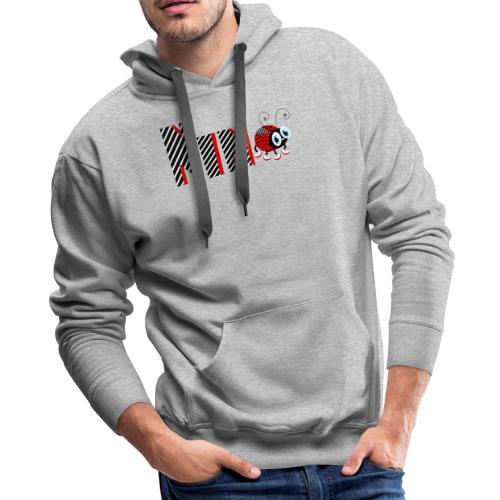 9nd Year Family Ladybug T-Shirts Gifts Daughter - Men's Premium Hoodie