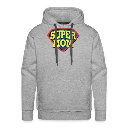 Super Mom, Super Mother, Super Mum, Mother's Day - Men's Premium Hoodie