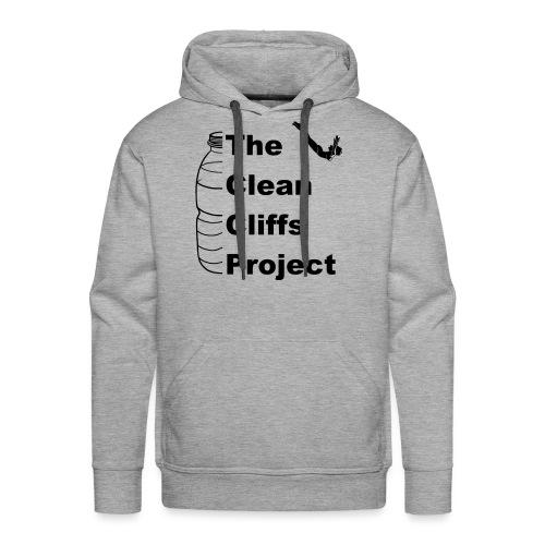Clean Cliffs Project - Men's Premium Hoodie