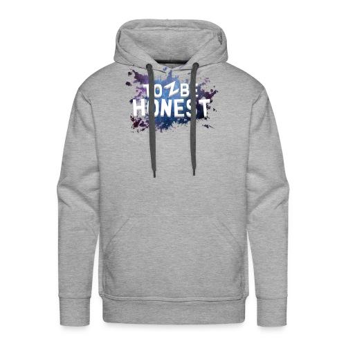 Zevz TBH TShirt Design 2 png - Men's Premium Hoodie