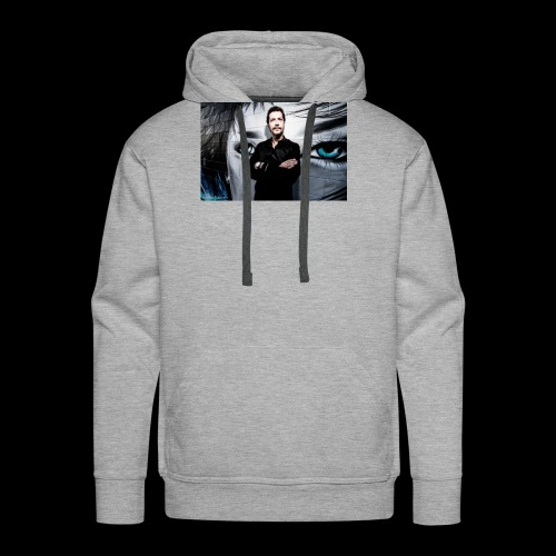 The Wall - Men's Premium Hoodie