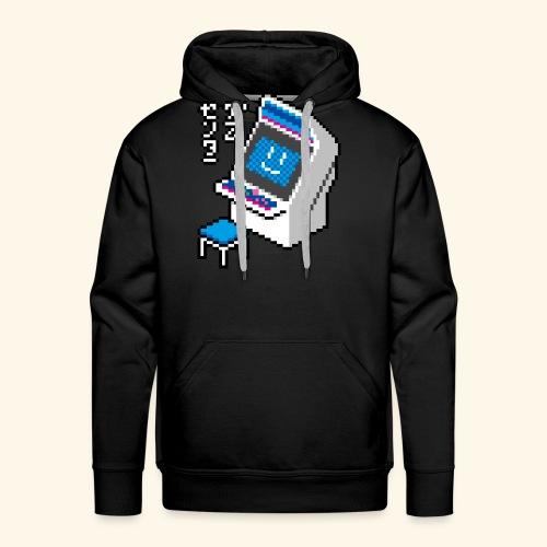 Pixelcandy_BC - Men's Premium Hoodie