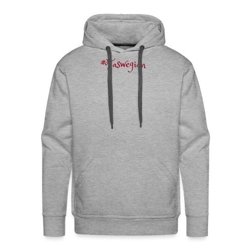Taswegian Red - Men's Premium Hoodie