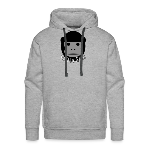 Gorilla Gang Original Insignia - Men's Premium Hoodie