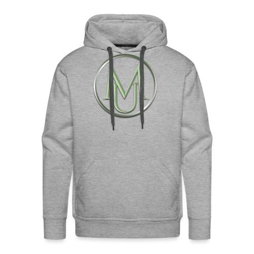 Alloy Logo - Men's Premium Hoodie