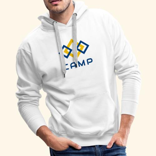 CAMP LOGO and products - Men's Premium Hoodie