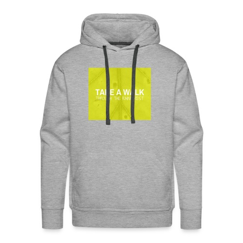 Take a Walk - Men's Premium Hoodie
