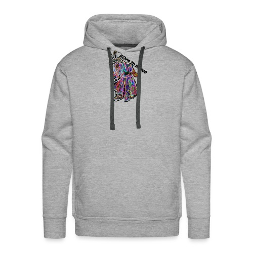 Born To Dance - Men's Premium Hoodie