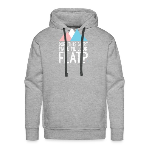 FLAT - Men's Premium Hoodie