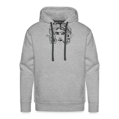 The Bite - Men's Premium Hoodie