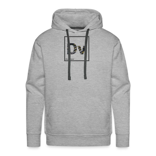 Developer - Men's Premium Hoodie