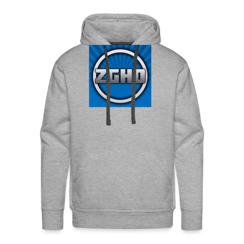 ZedGamesHD - Men's Premium Hoodie